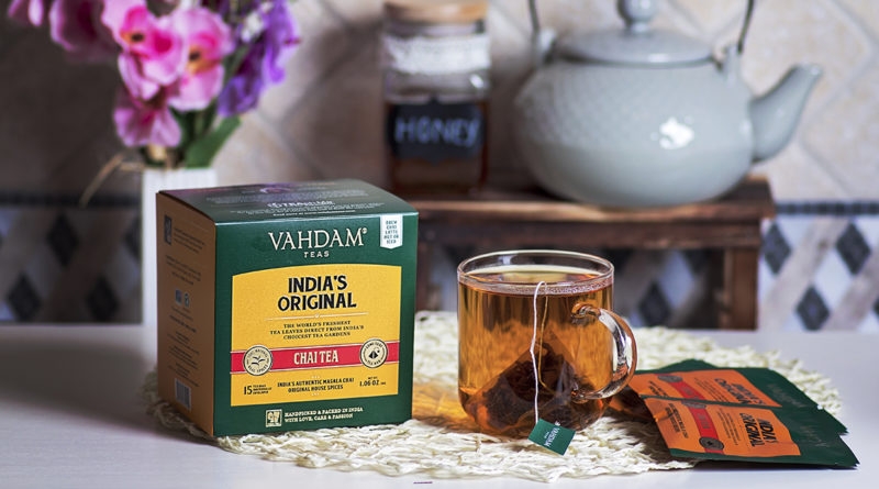 Vahdam Tea Collection